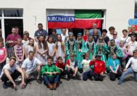 Весенняя встреча татар состоится 2 мая 2020 года!