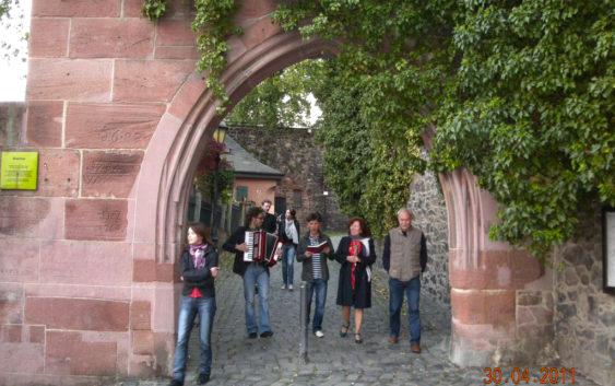 татары во Франкфурте