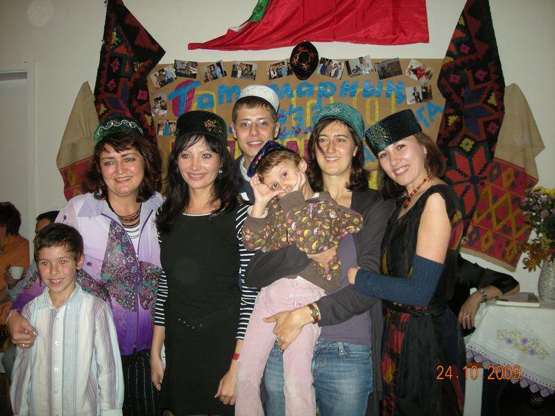 «Осенняя встреча татар» 2009 года