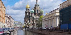 С 1 октября 2019 года можно посетить Санкт-Петербург и Ленинградскую область по электронной визе!