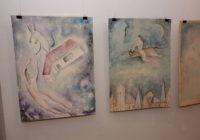 Выставка картин татарской художницы в Бельгии