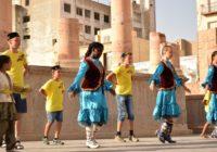 Презентация фильма о детском лагере отдыха в Испании