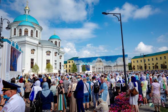Из Ватикана в Казань