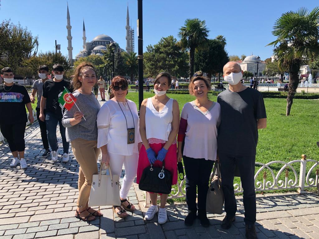 Встреча стран на Босфоре